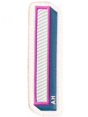 Стикер с логотипом Anya Hindmarch. Цвет: разноцветный