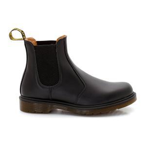 Ботинки кожаные челси DR MARTENS. Цвет: черный