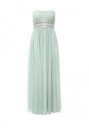 Платье Apart AP002EWJMO46. Цвет: зеленый