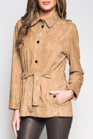 Куртка John & Yoko. Цвет: beige