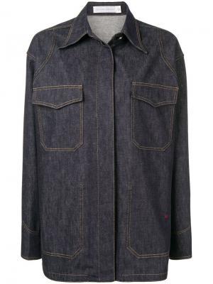 Джинсовая куртка Victoria Beckham