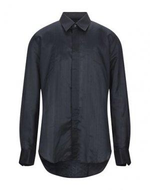 Pубашка PAL ZILERI CERIMONIA. Цвет: темно-синий