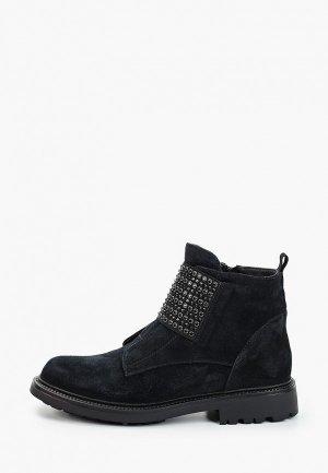 Ботинки Calipso. Цвет: синий