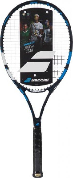 Ракетка для большого тенниса EVOKE 105 27 Babolat. Цвет: черный