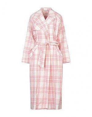 Легкое пальто MOMONÍ. Цвет: розовый