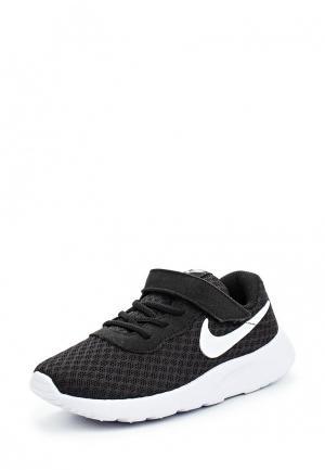 Кроссовки Nike Tanjun (TD) Toddler Boys Shoe. Цвет: черный