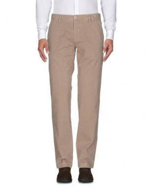 Повседневные брюки BALDESSARINI. Цвет: бежевый