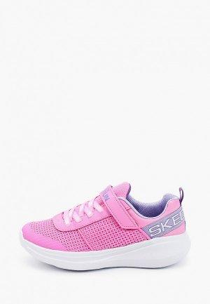 Кроссовки Skechers GO RUN FAST VIVA VALOR. Цвет: розовый