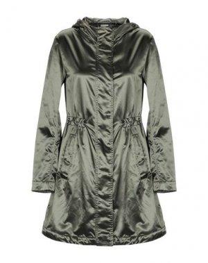 Легкое пальто COLMAR. Цвет: зеленый-милитари