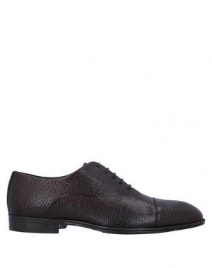 Обувь на шнурках CORVARI. Цвет: какао