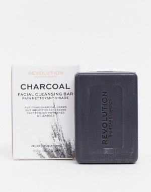 Очищающее мыло с древесным углем Skincare-Бесцветный Revolution