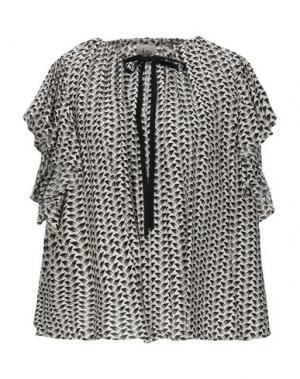 Блузка ATTIC AND BARN. Цвет: бежевый