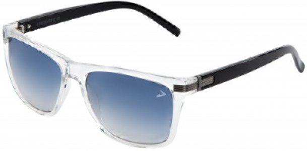 Солнцезащитные очки Demix. Цвет: белый