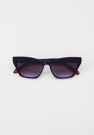 Очки солнцезащитные Baldinini BLD 2028 303. Цвет: синий