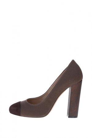 Туфли Kalliste. Цвет: коричневый