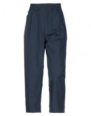 Повседневные брюки ASPESI. Цвет: темно-синий