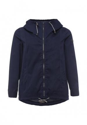 Куртка Zizzi. Цвет: синий