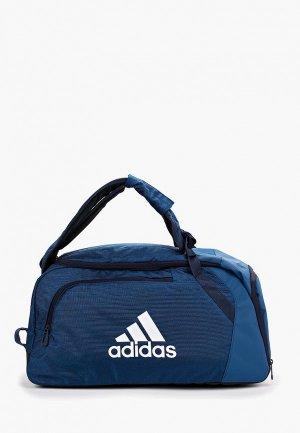 Сумка спортивная adidas EP/Syst. DB35. Цвет: синий