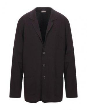 Пиджак CRUCIANI. Цвет: баклажанный