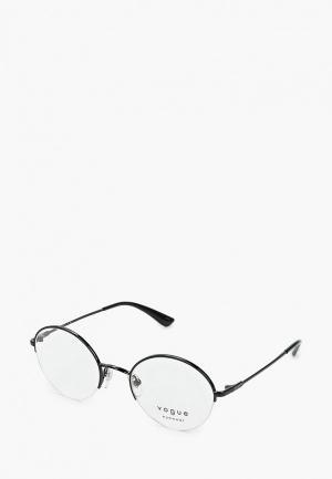 Оправа Vogue® Eyewear VO4162 352. Цвет: черный