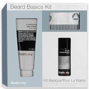 Базовый набор средств для ухода за бородой Beard Basics Kit Anthony