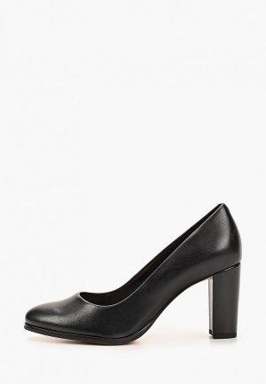 Туфли Clarks Kaylin Cara. Цвет: черный
