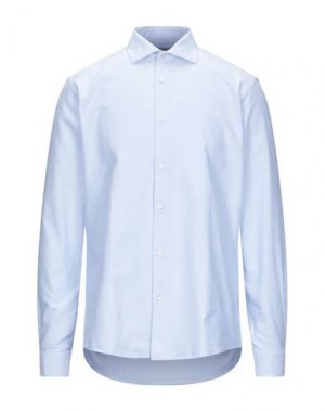 Pубашка ASCOT SPORT. Цвет: небесно-голубой