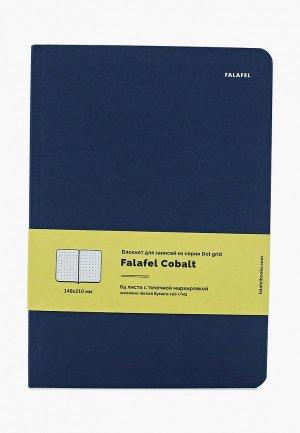 Блокнот Falafel 64 листа. Цвет: синий