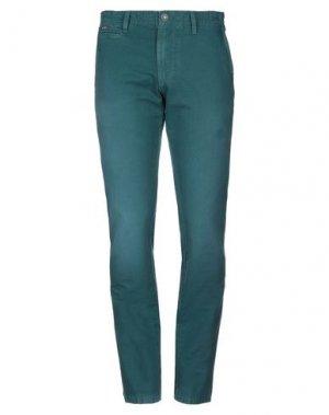 Повседневные брюки NAPAPIJRI. Цвет: зеленый