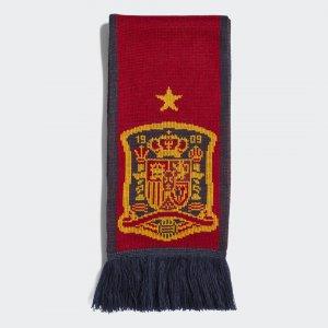 Шарф Испания Performance adidas. Цвет: красный