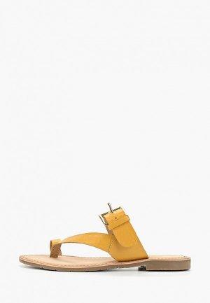 Сабо Mon Ami. Цвет: желтый
