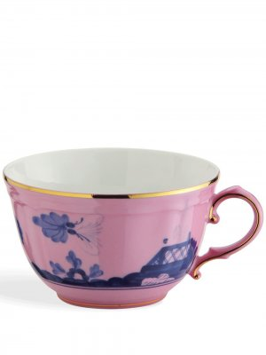 Oriente Italiano teacups (set of 2) Richard Ginori. Цвет: розовый
