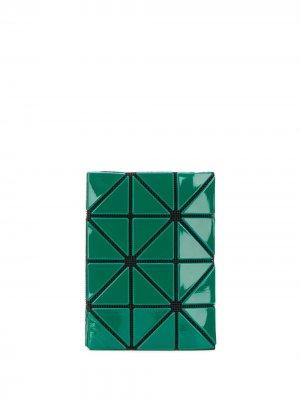 Картхолдер Prism Bao Issey Miyake. Цвет: зеленый