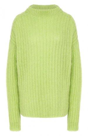 Пуловер Marni. Цвет: зеленый
