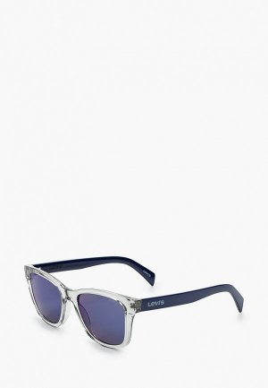 Очки солнцезащитные Levis® Levi's® LV 1002/S 09V. Цвет: синий