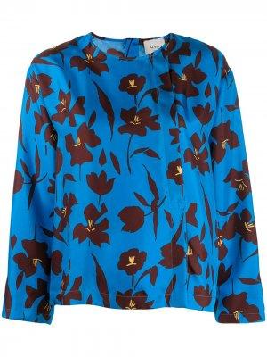Блузка свободного кроя Alysi