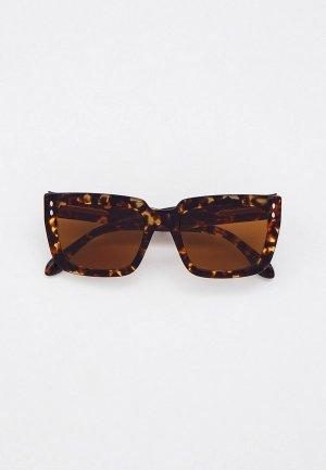 Очки солнцезащитные Isabel Marant IM 0005/N/S 086. Цвет: коричневый