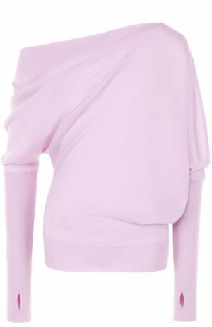 Кашемировый пуловер Tom Ford. Цвет: сиреневый