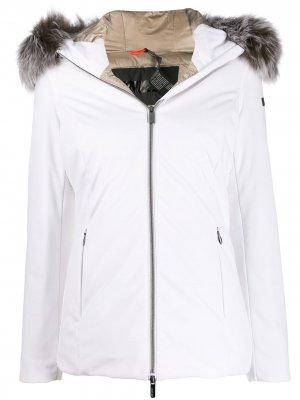 Куртка-пуховик Storm Lady RRD. Цвет: белый
