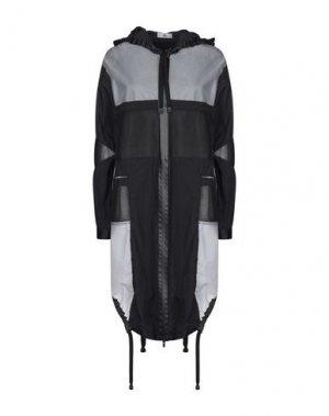 Легкое пальто IXOS. Цвет: черный