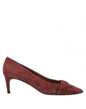 Туфли L' AUTRE CHOSE. Цвет: коричневый