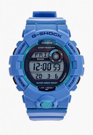 Часы Casio G-SHOCK GBD-800-2ER. Цвет: синий