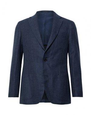 Пиджак SID MASHBURN. Цвет: синий