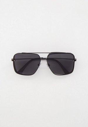 Очки солнцезащитные Matrix MT8642. Цвет: черный