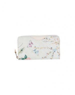 Бумажник ALVIERO MARTINI 1a CLASSE. Цвет: белый