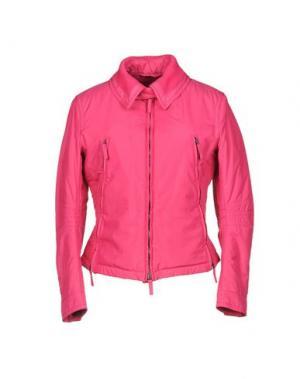 Куртка PIRELLI PZERO. Цвет: фуксия