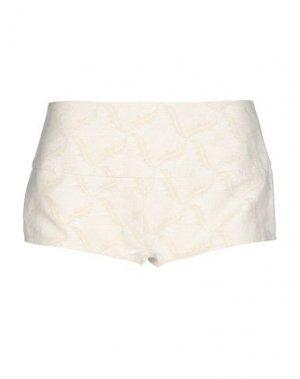 Повседневные шорты COAST WEBER & AHAUS. Цвет: бежевый