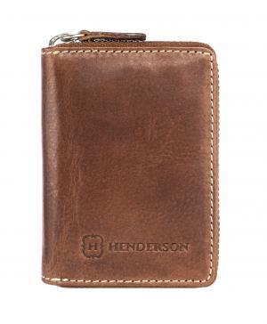 Визитница WT-0146 BROWN HENDERSON. Цвет: коричневый