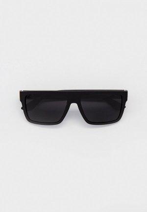 Очки солнцезащитные Greywolf GW5101. Цвет: черный