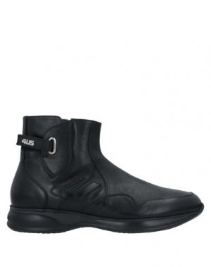 Полусапоги и высокие ботинки CESARE PACIOTTI 4US. Цвет: черный